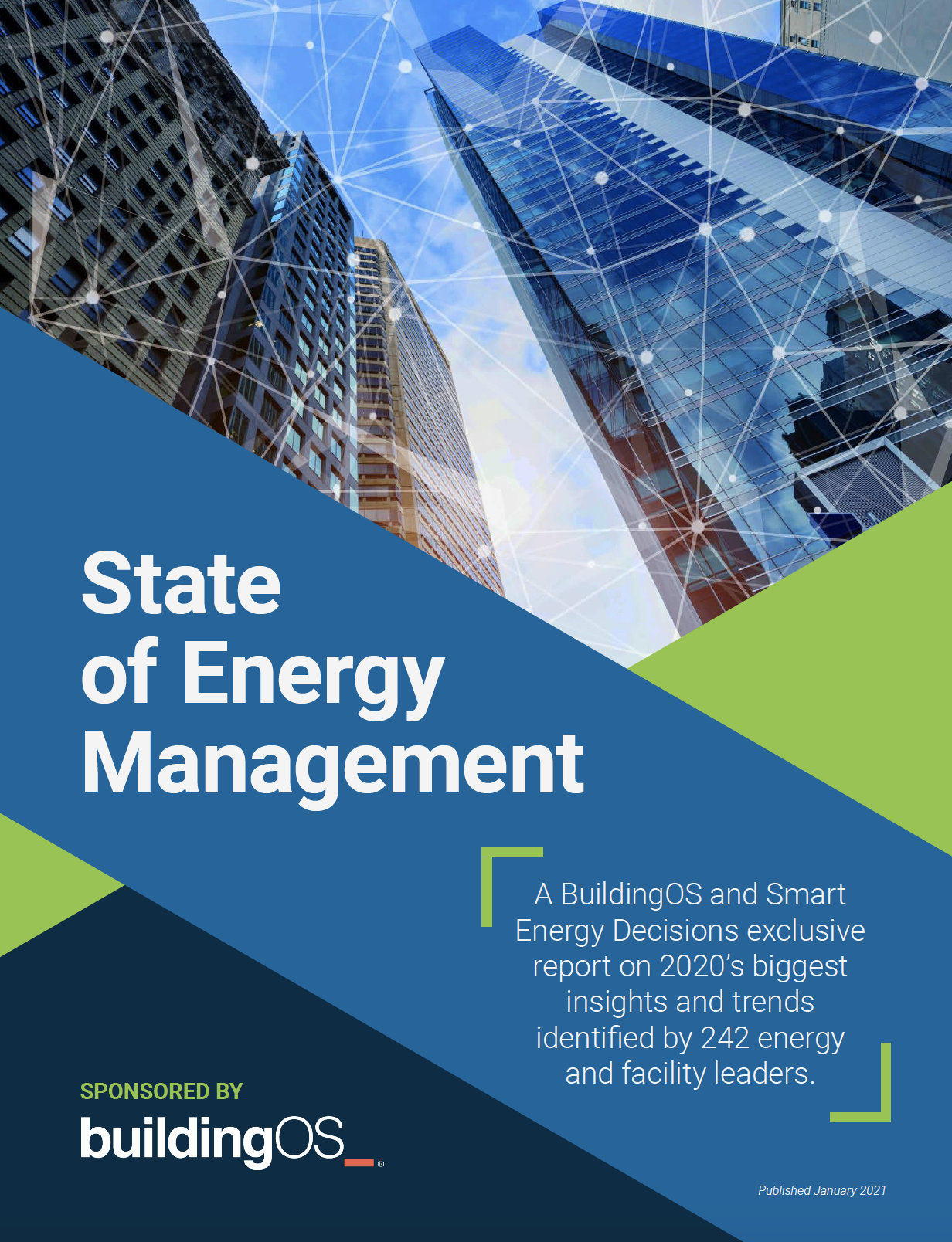 State of Energy Management report